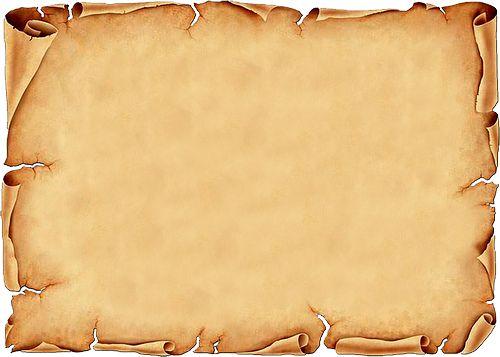 pergaminhos em branco para convite convoca u00e7 u00e3o real