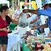 La Feria Santa se presentó en el barrio Federación