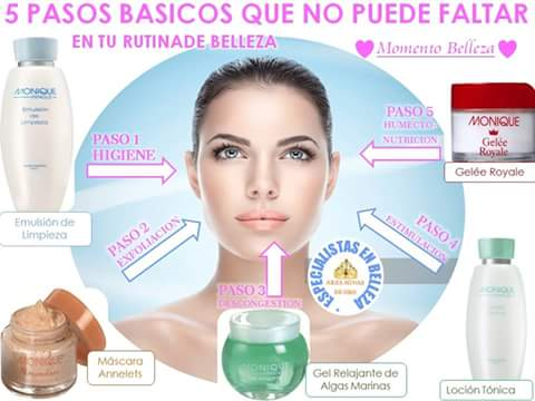 Pasos Basicos Para Una Limpieza Facial
