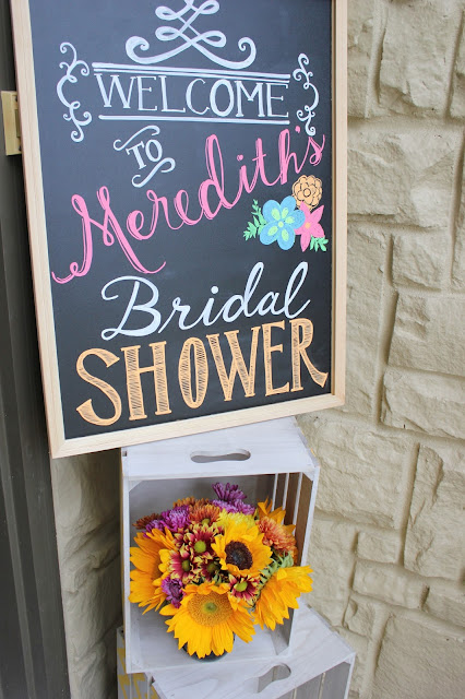 Fall Wedding Shower