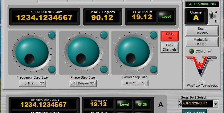 Function Generator For Windows : Happy prosperous blessed windfreak s synthnv rf