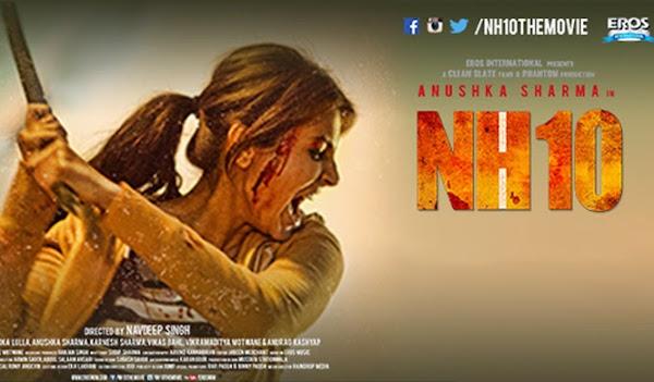 NH - 10 (2015) Movie Poster No. 3