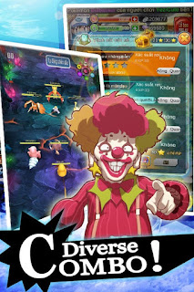 Pocket Arena Legends Apk v2.3.7 Mod Damage/HP/VIP Feature Terbaru