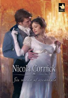 Nicola Cornick - Sin Miedo Al Escándalo