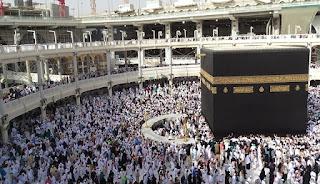 Macam-macam Thawaf di Baitullah, Mekkah