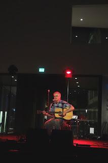 19.03.2018 Münster - LWL-Museum: Tom Holliston