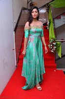 Anisha Ambrose sizzles in cute Green Anarkali Dress at Fashion TV F Club Saloon Launch ~  Exclusive 026.JPG