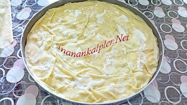 El Açması Tepsi Böreği Nasıl Yapılır - inanankalpler.net