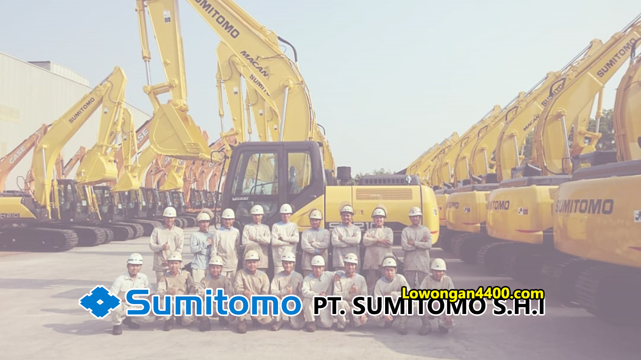 PT. Sumitomo SHI Construction Machinery Indonesia