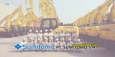 Lowongan Kerja PT. Sumitomo SHI Construction Machinery Indonesia Karawang
