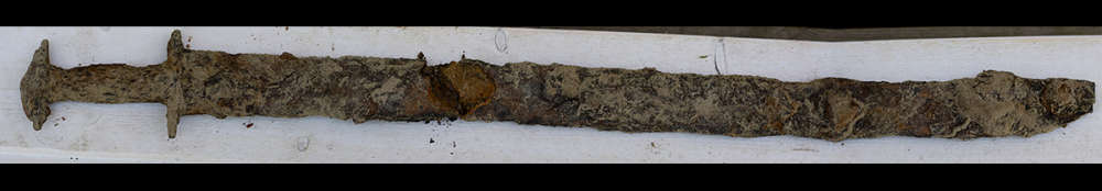 An Eight-Year-Old Pulled An Ancient Sword From Sweden's Vidöstern Lake, And The Internet Called It Fate
