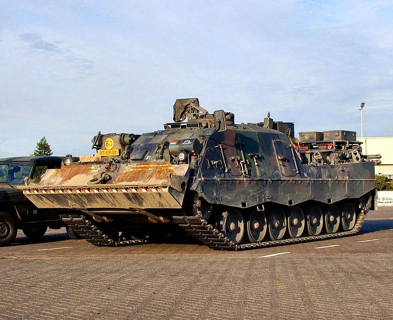 Leopard 2 ARV Buffel