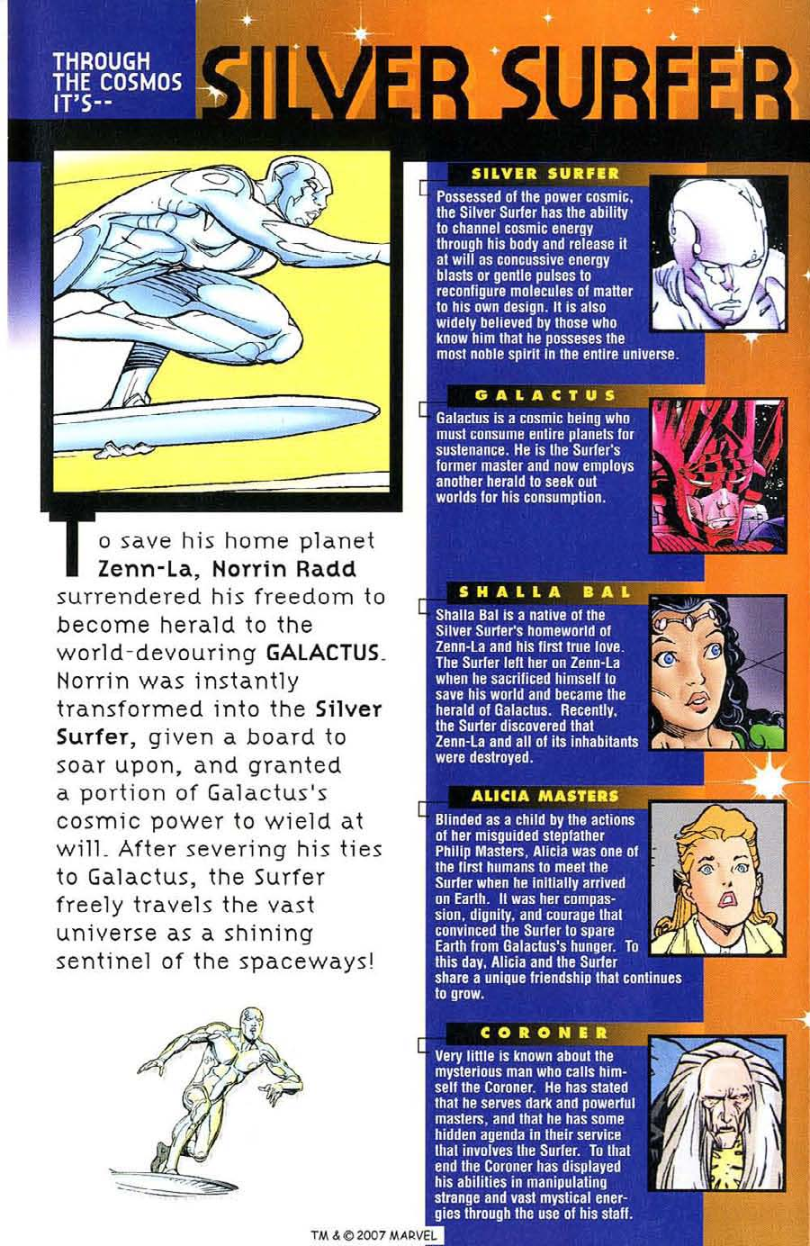 Read online Silver Surfer (1987) comic -  Issue #140 - 2