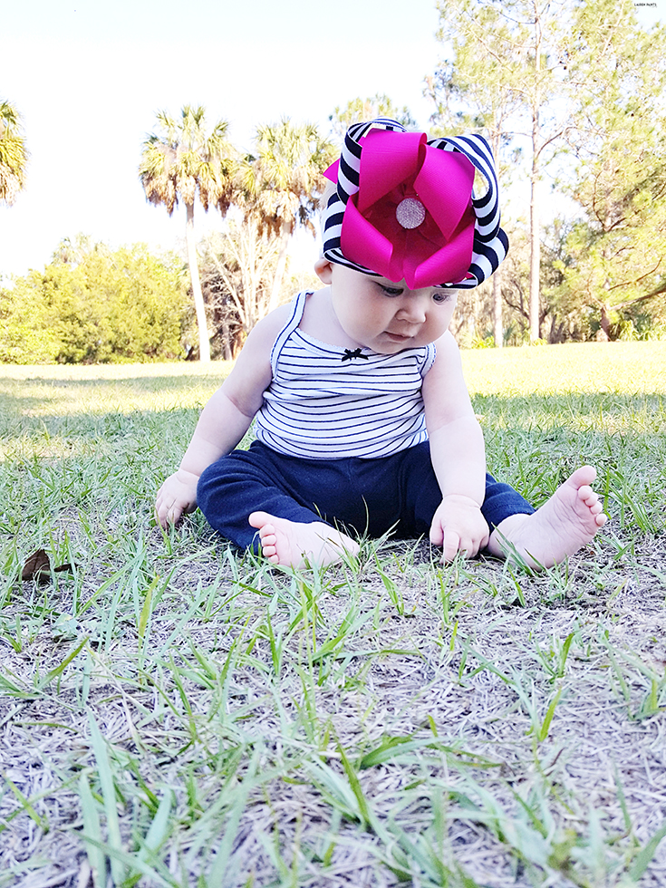 Taking your little one on their first trip is exciting and with Carter's to help, their vacation wardrobe can be stylish and comfortable - just what baby and mama want! #LoveCarters