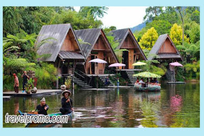 Dusun Bambu Family Leisure Park Wisata Mneyenangkan Keluarga Di Lembang