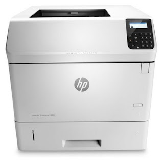 consolidates remarkable execution together with vitality proficiency alongside practiced lineament archive HP LaserJet Enterprise M609dn Drivers Download