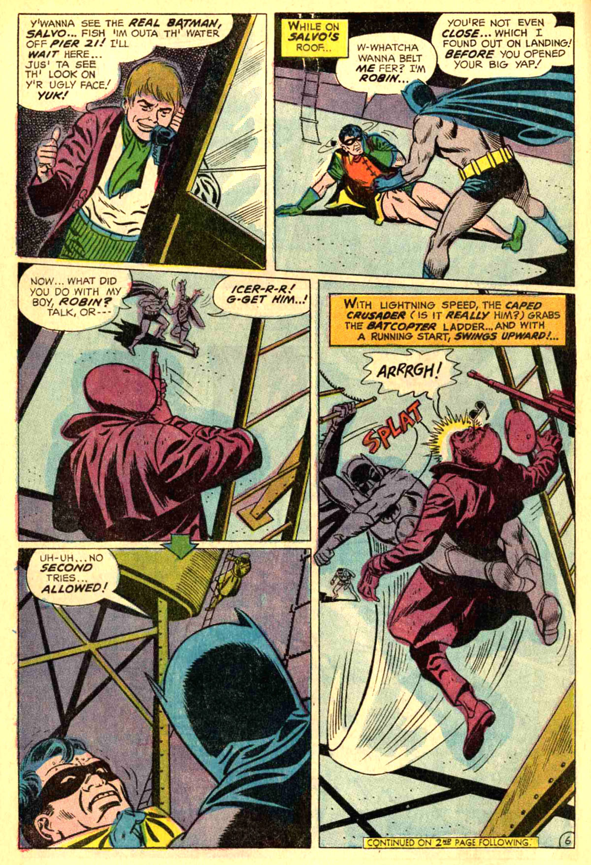 Detective Comics (1937) 379 Page 7