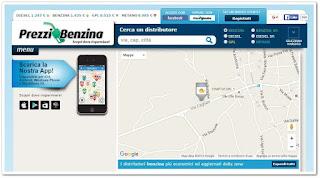 PrezziBenzina.it