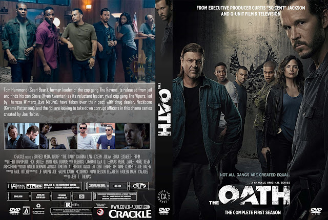 The Oath Season 1 DVD Cover