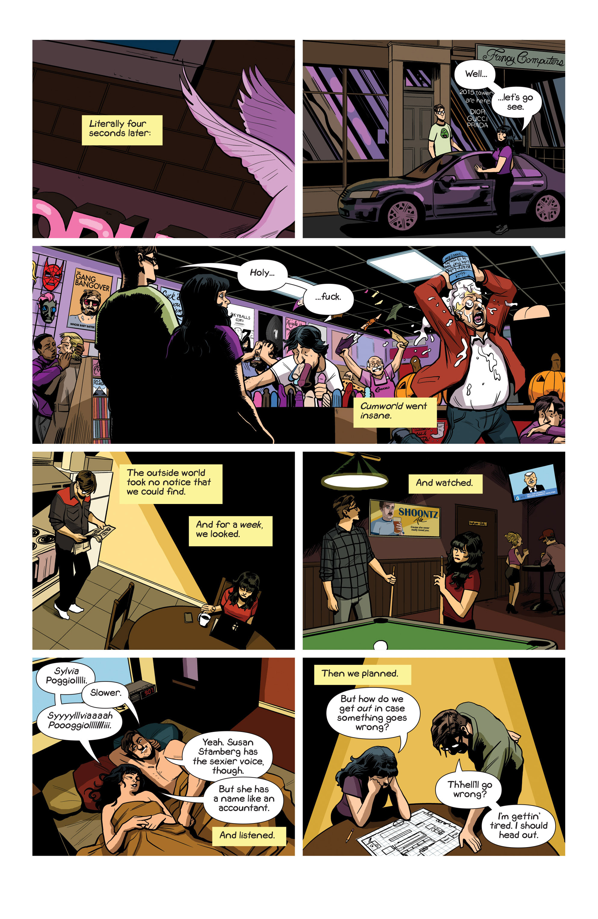 Read online Sex Criminals comic -  Issue #4 - 10