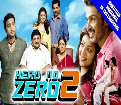 Hero No Zero 2 (2018) Hindi Dubbed 720p