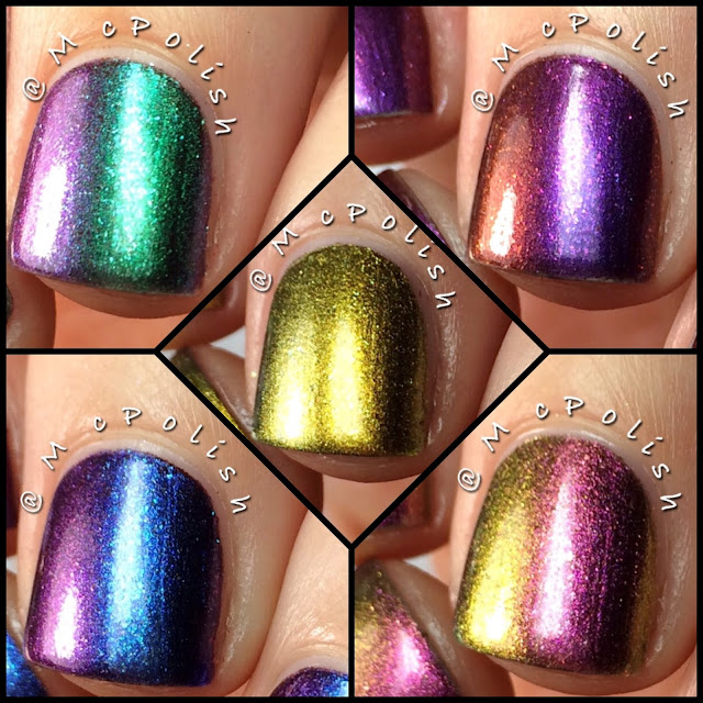 Cirque Colors - The Meta Collection - McPolish