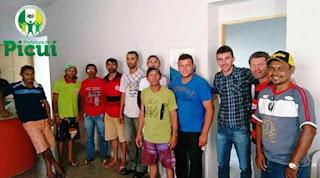 Departamento de esportes em Picuí faz cadastramento de equipes municipais