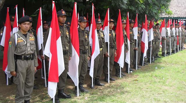 PBNU: Bendera Merah Putih Amanat Rasulullah Melalui Mimpi Habib Idrus Salim Al Jufri