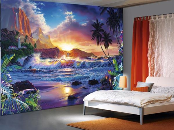 Mural wallpaper for home Landscape