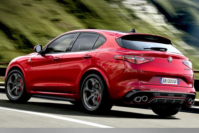 Alfa Romeo Stelvio prezzo stimato intorno ai 40.000€ in Italia