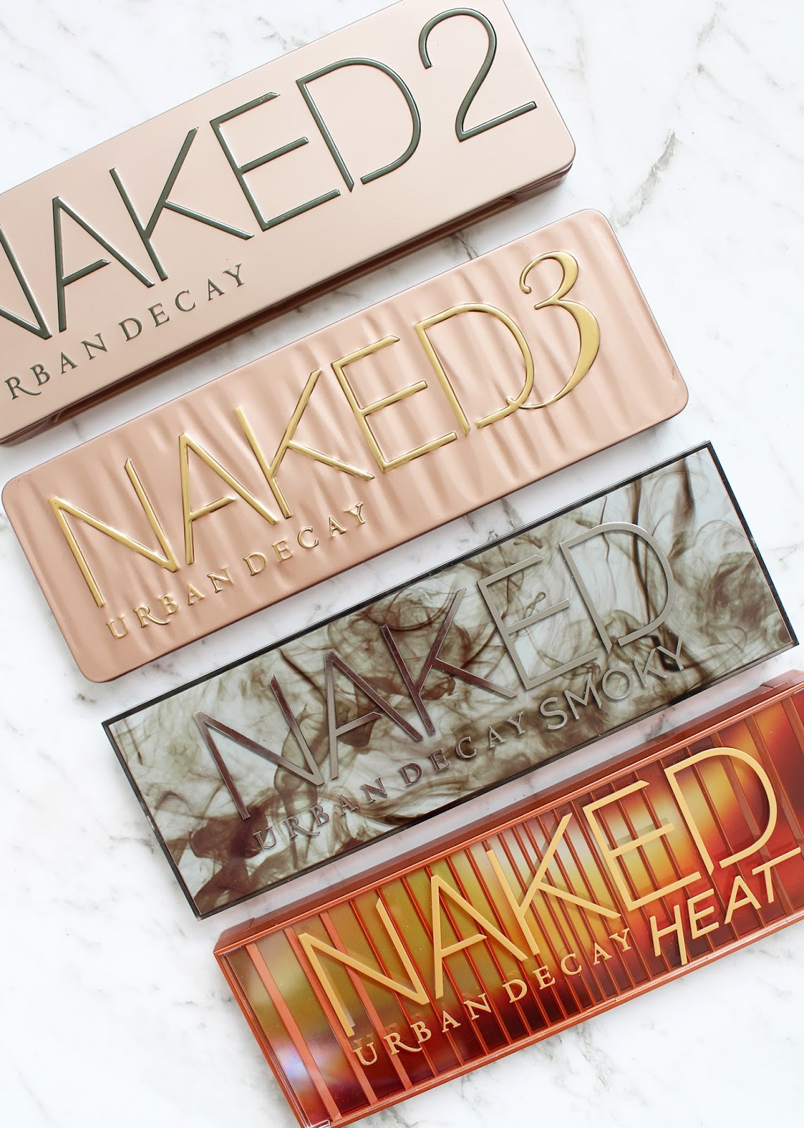 URBAN DECAY | Naked Heat Palette - Review + Swatches - CassandraMyee