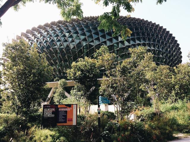 Esplanade Park Singapore