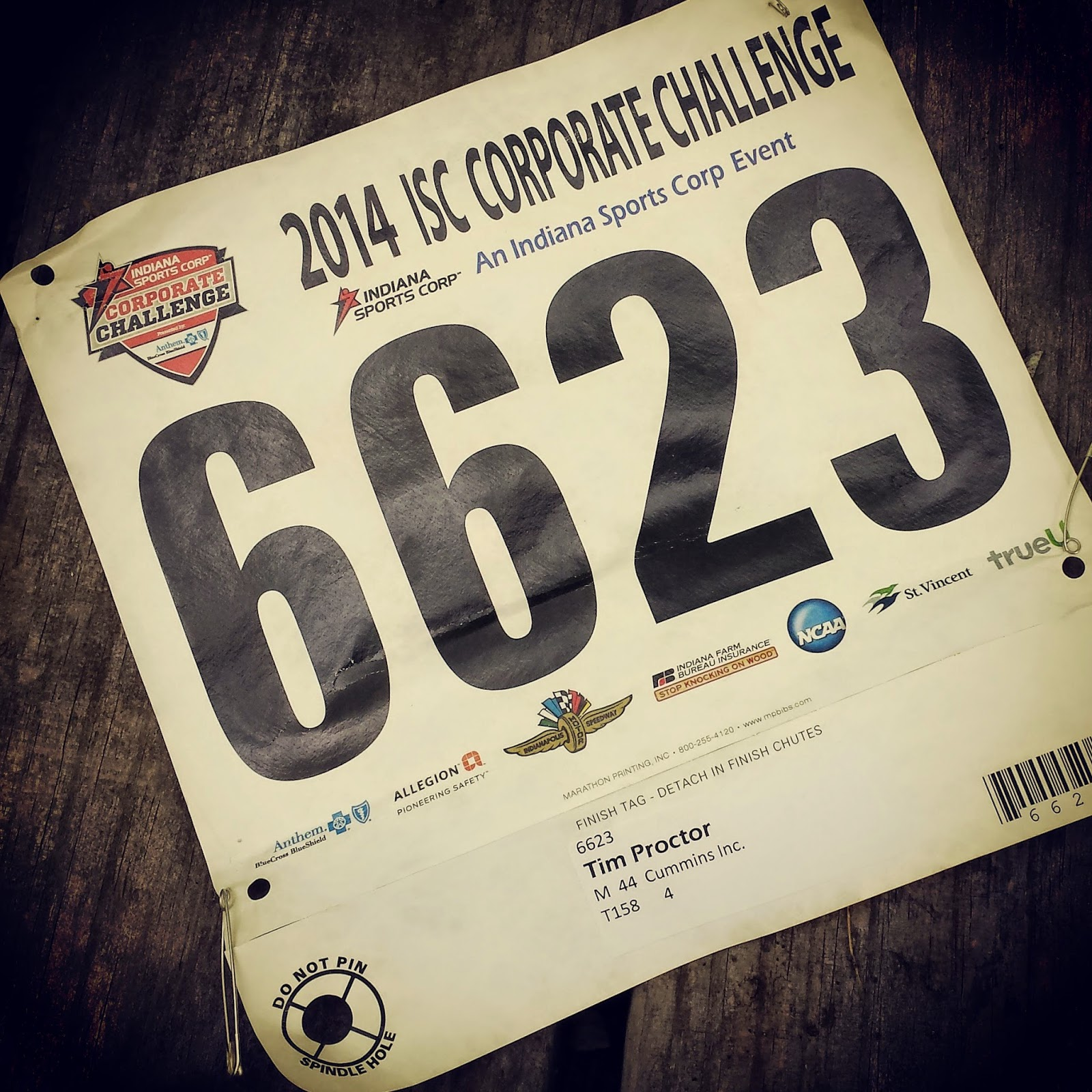 Run, Ride, Race             Repeat: Corporate Challenge 2014