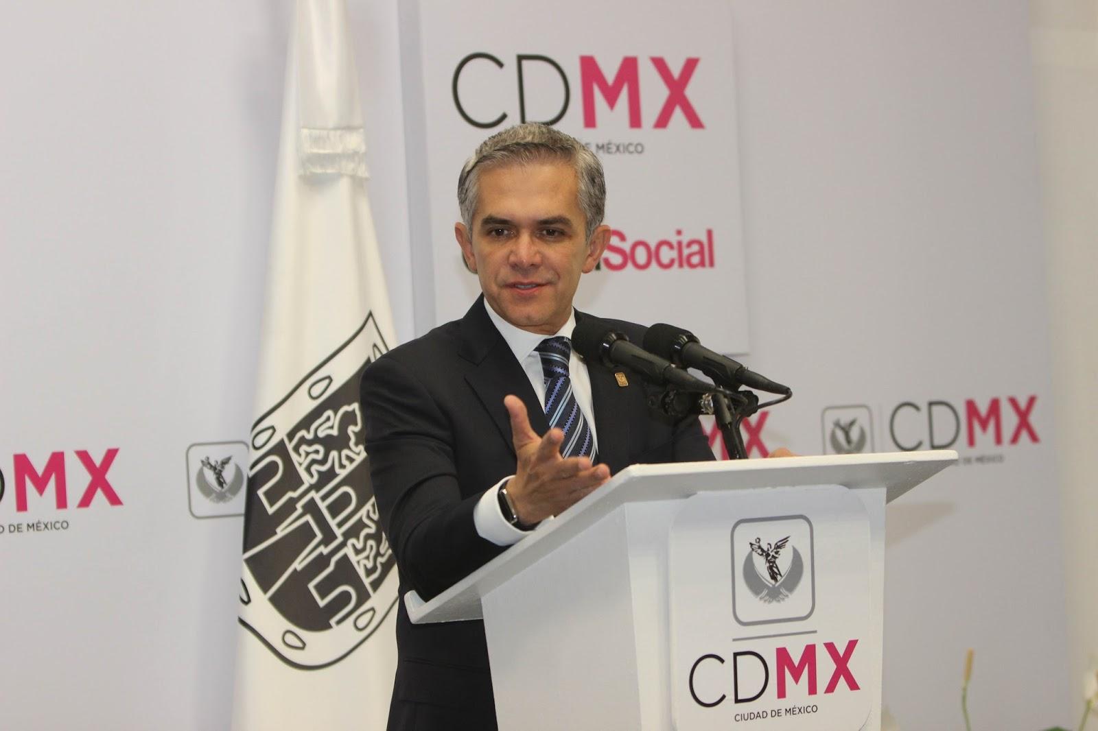 Resultado de imagen para Miguel Ángel Mancera Espinosa hace 1 hora