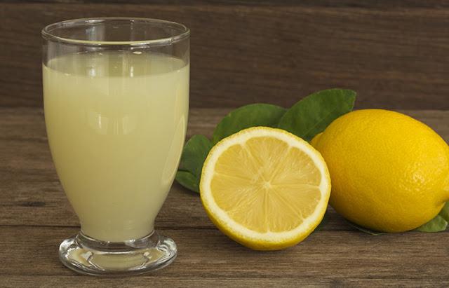 Best Juices To Treat Constipation - Lemon Juice For Constipation
