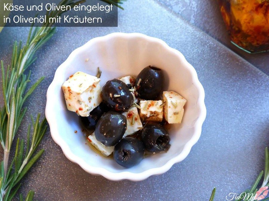 oliven einlegen rezept