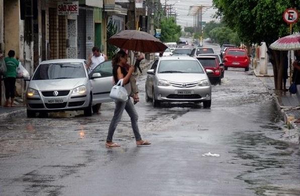 Chuvas de fevereiro em Milagres superam média do mês