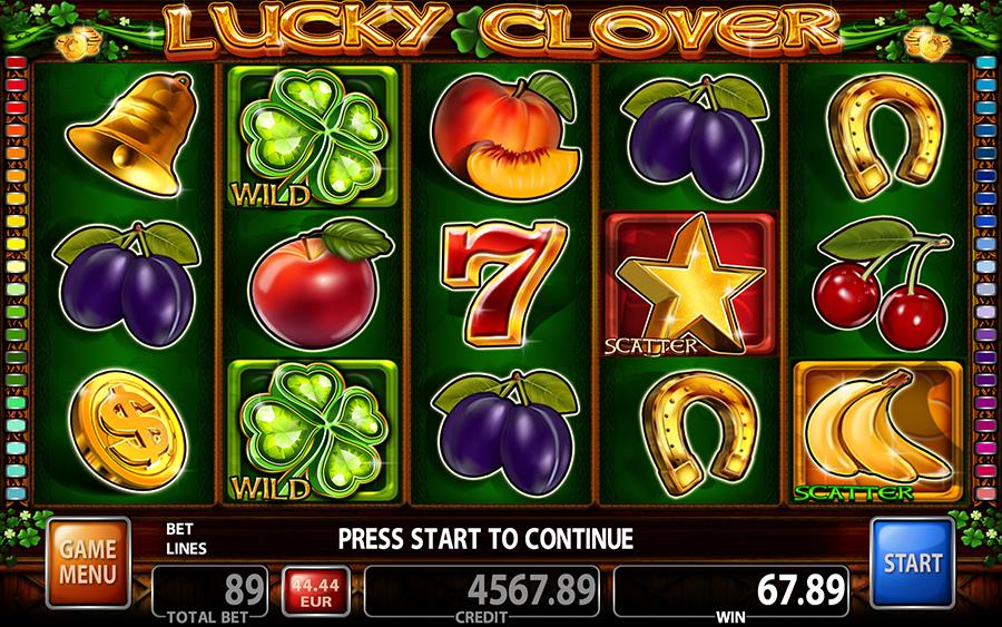 Jucat acum Lucky Clover Slot Online