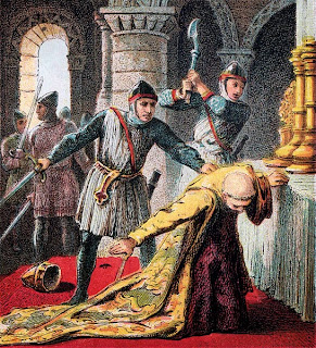 murder of Becket