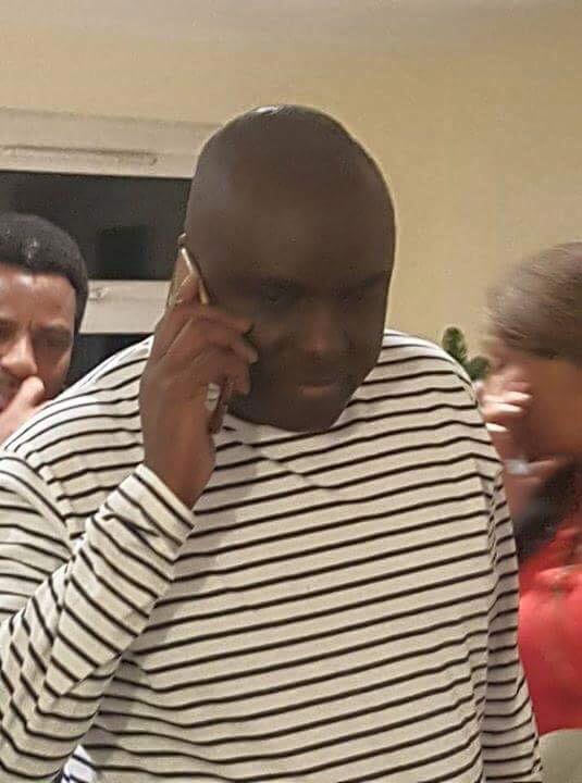Ibori prays with wellwishers after former governor regains freedom