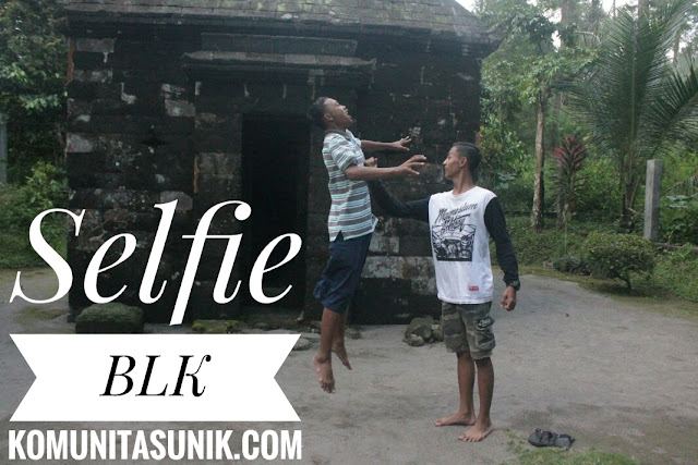 BLK Selfie