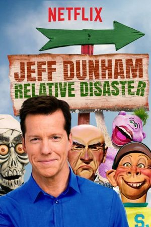 Poster Jeff Dunham: Relative Disaster 2017