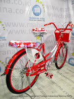 belakang exotic et9788 mini 24 inci city bike
