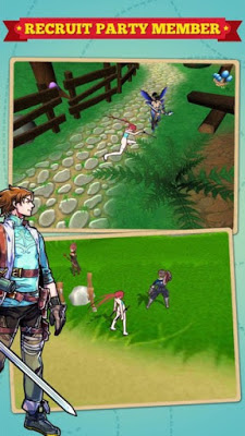 Zexia Fantasy Adventure 3D RPG v2.1.2 Mod APK-screenshot-1