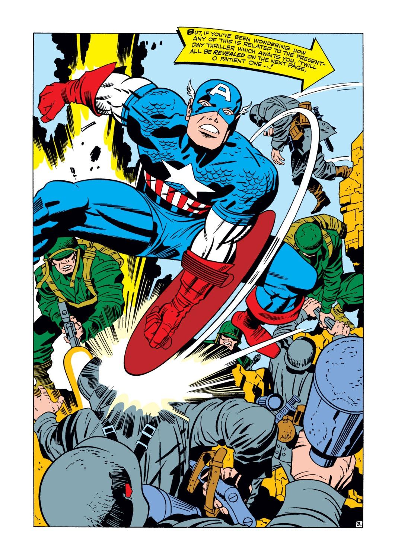 Read online Captain America (1968) comic -  Issue #105 - 4