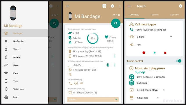 Mi Bandage premium apk free download