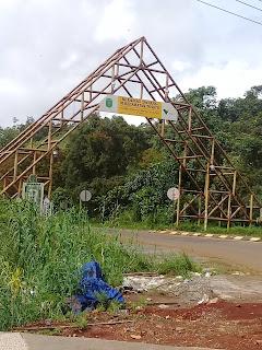 Rute perjalanan Morowali Tersesat ke Towuti, Luwu Timur