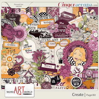 NEW Page Kit, $2 Tuesday Deals, Freebie!