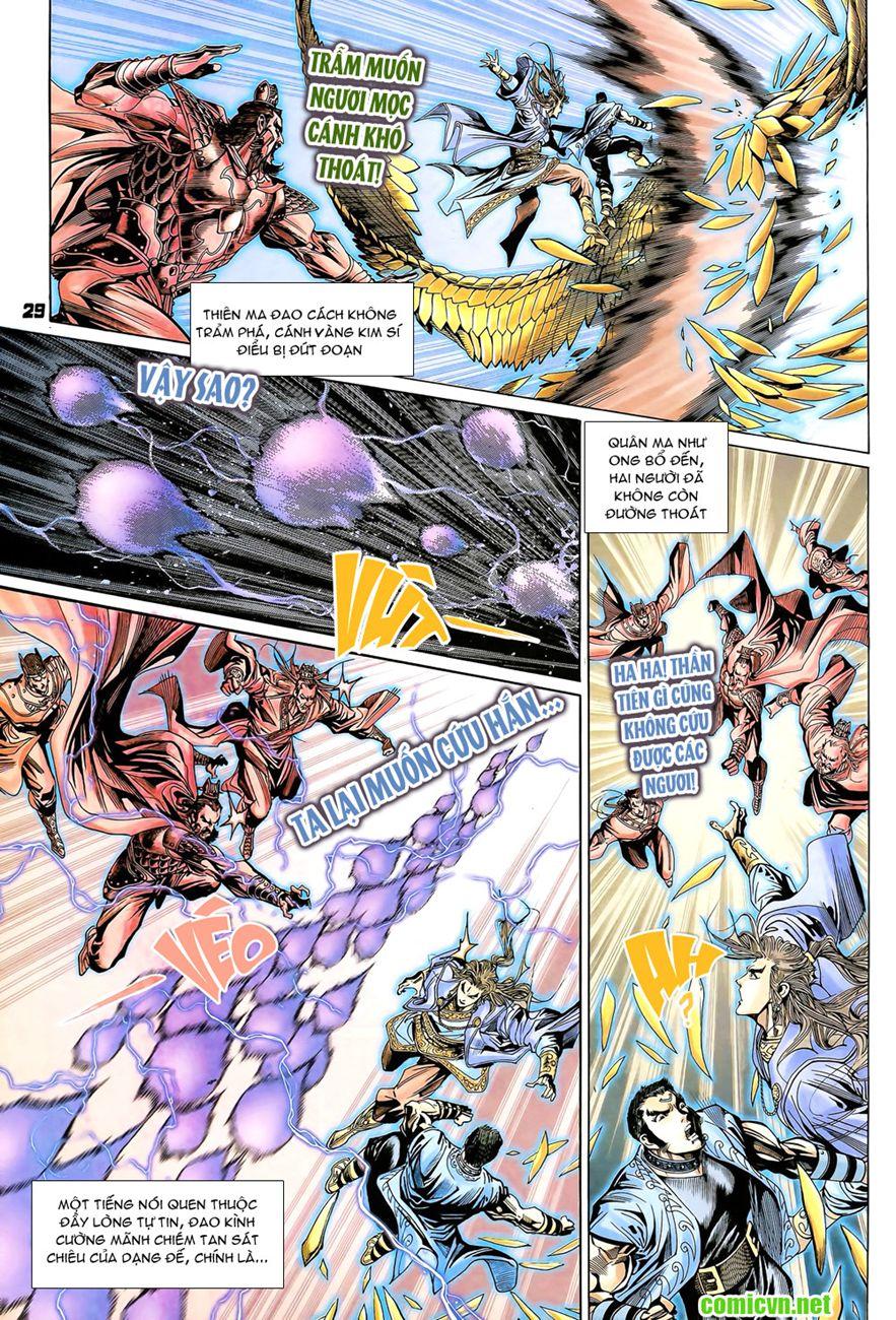 Đại Đường Uy Long chapter 80 trang 30