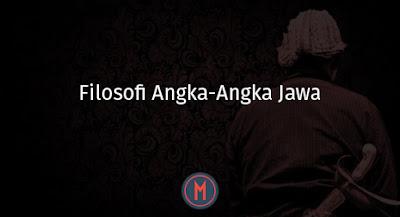 Filosofi Angka-Angka Jawa